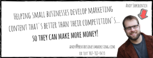 marketing, advertising, clinton, iowa, sales, selling, money, website, blog, how+to